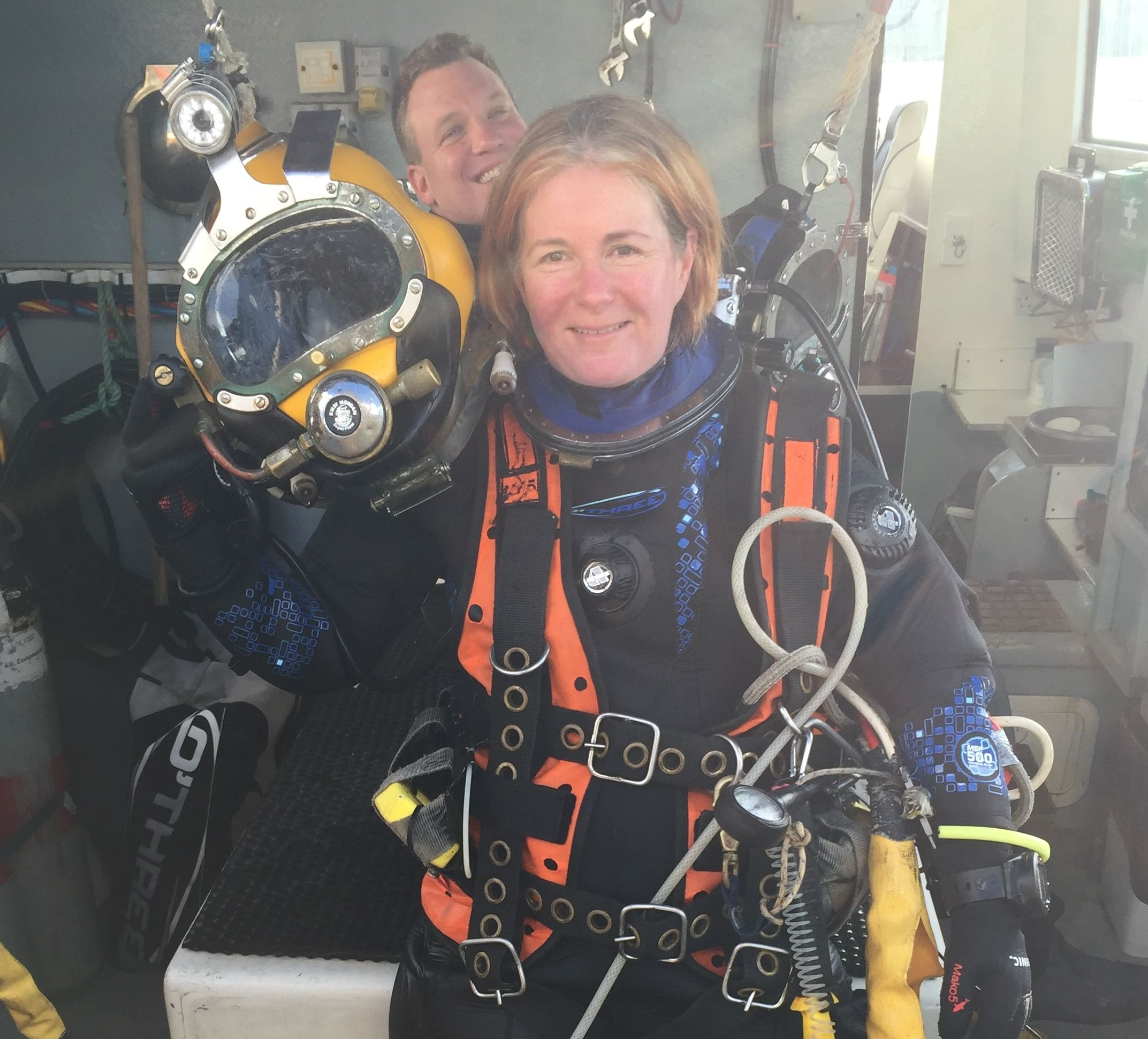 Introduction To Our Courses Commercial Diver Training